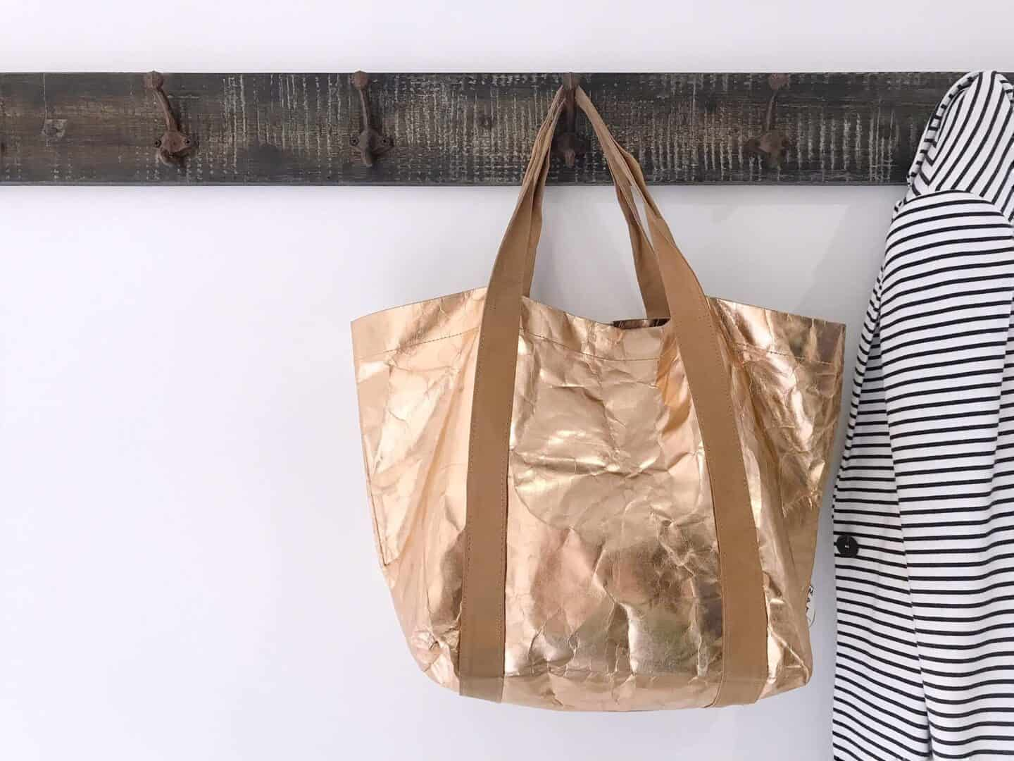 A Sustainable Tote Bag, That's Made of Paper: My Paper Tote