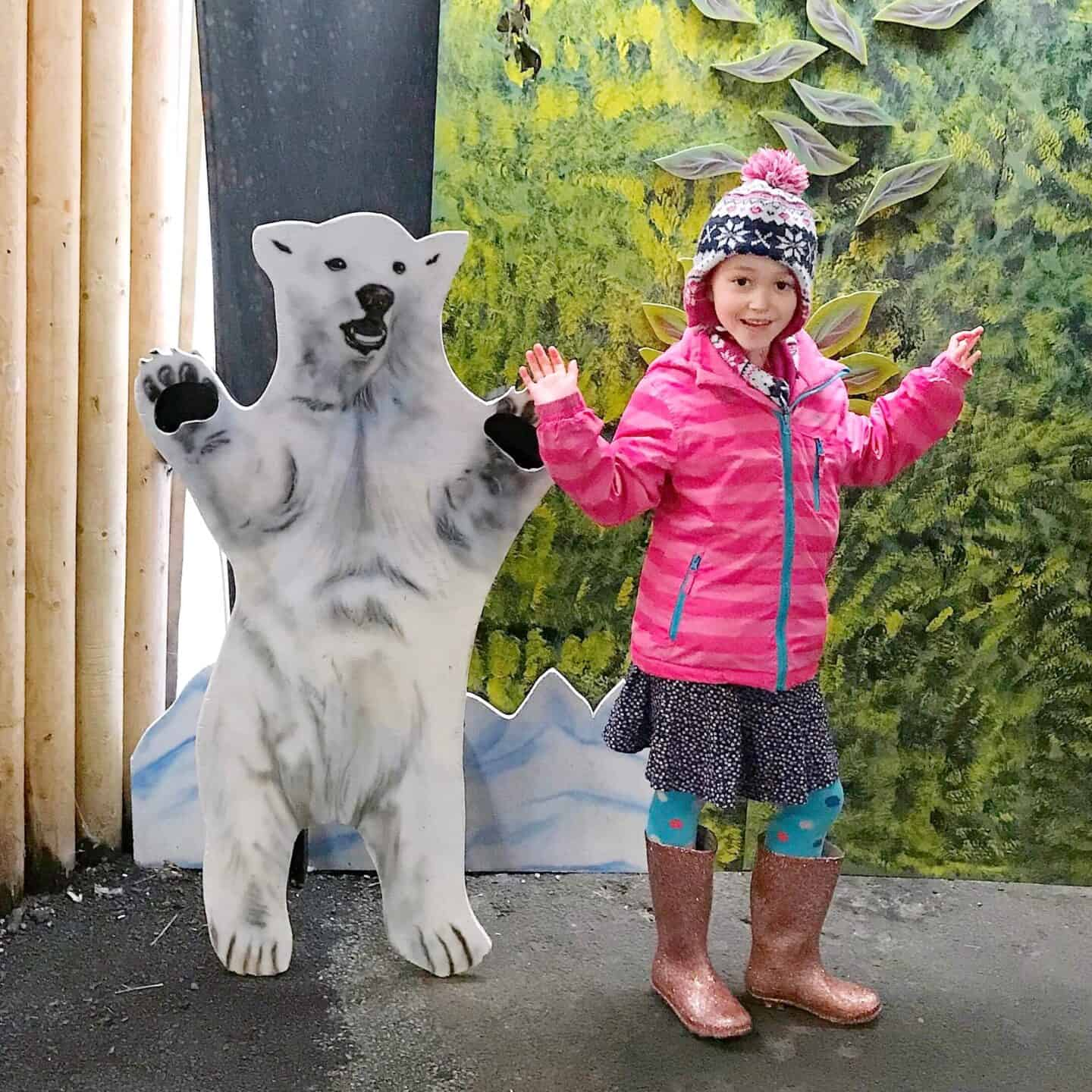 Dancing with a bear