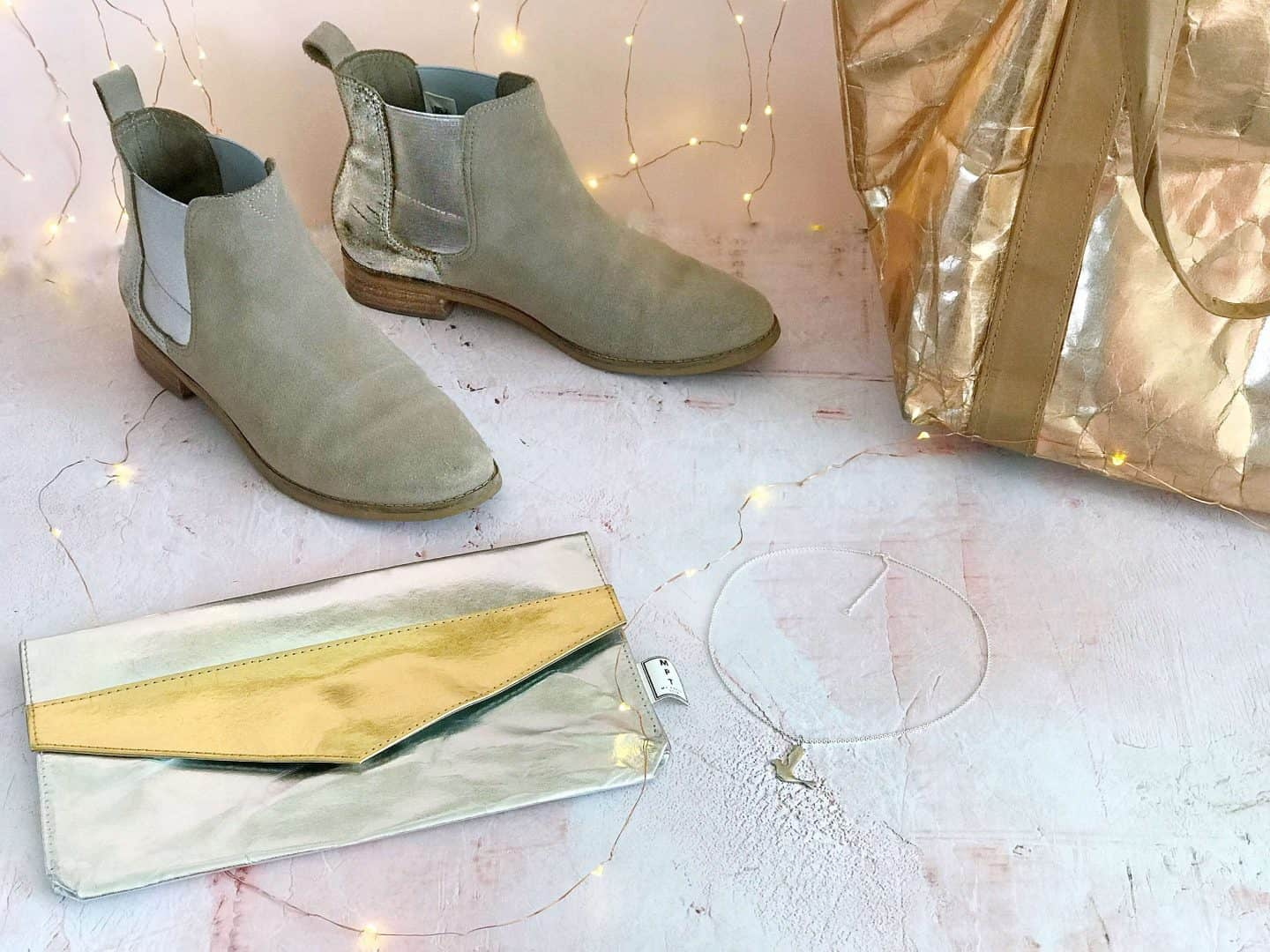 Metallic Ethical Gifts for Her