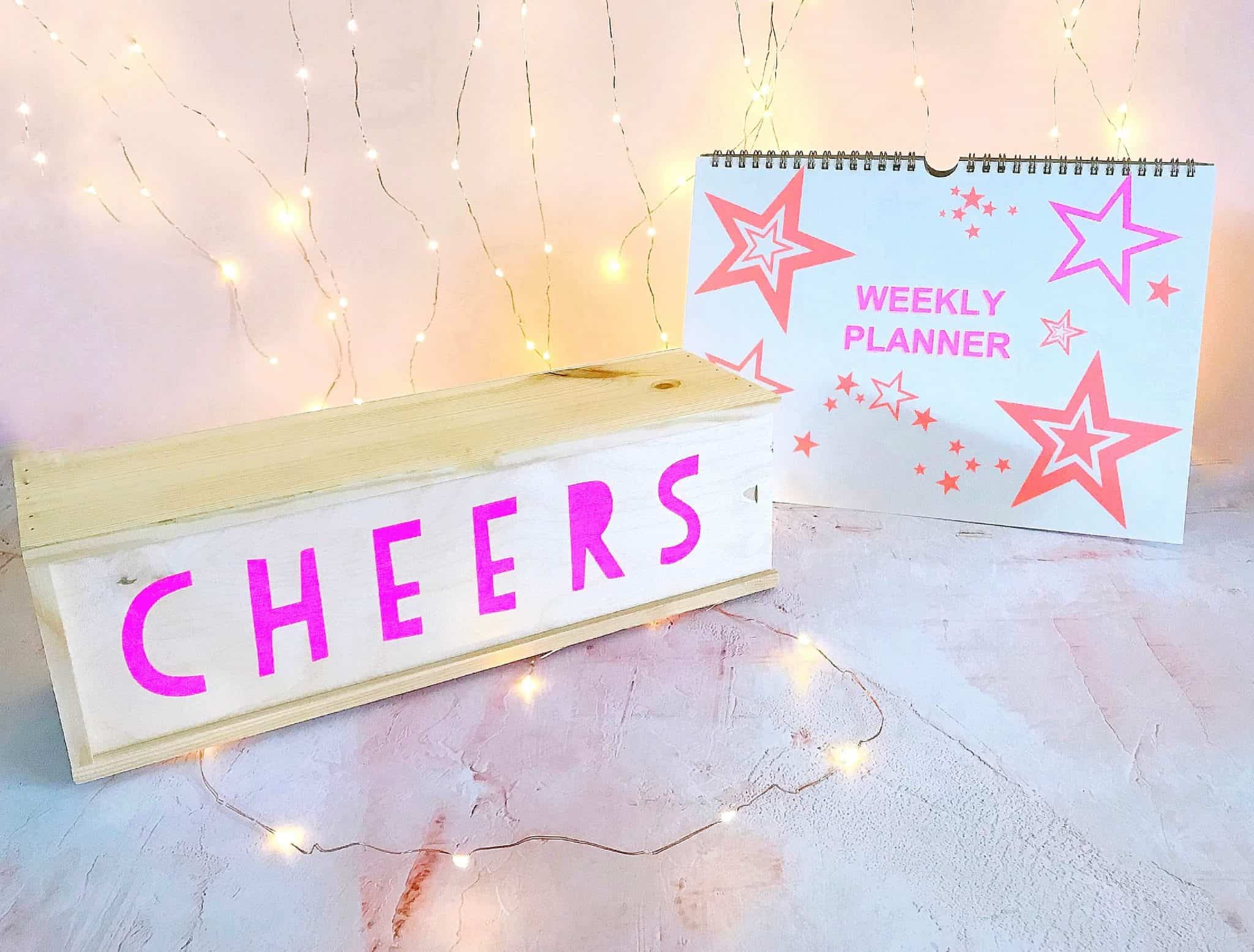 Pink neon Ethical Gifts for Her