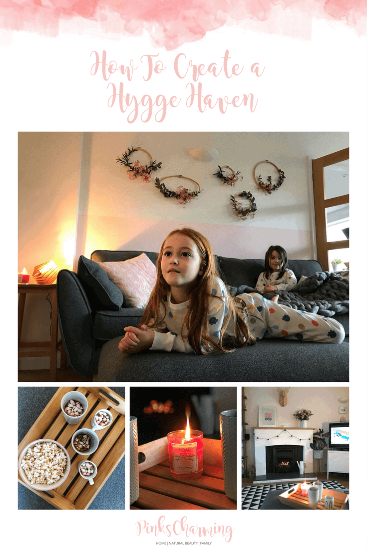Too Good To Go Out- How To Create a Hygge Haven