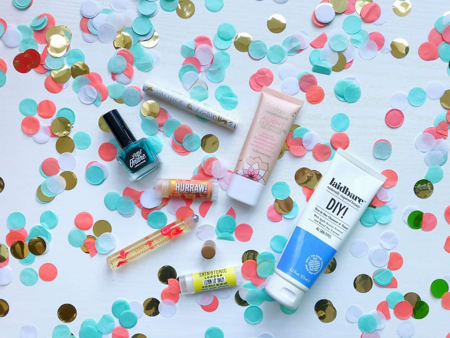 Ethical make-up and skincare make great ethical gifts for kids