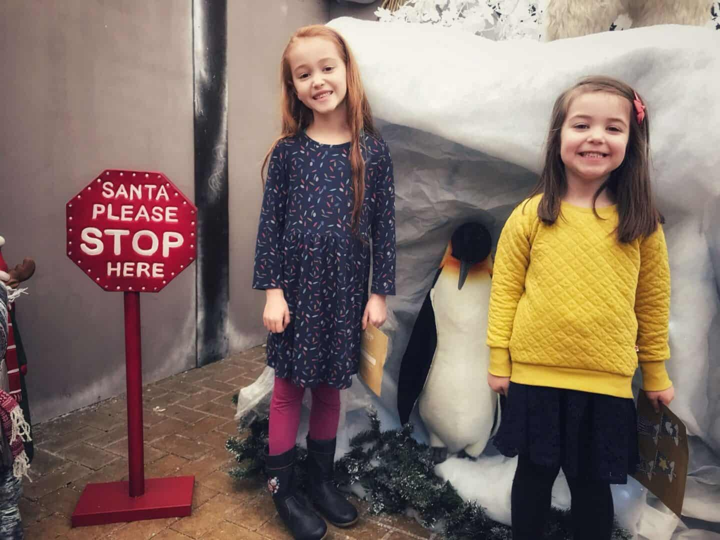 Ava and Thea's December: Birthday Fun and Christmas