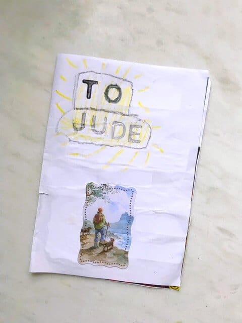 Love letter cover