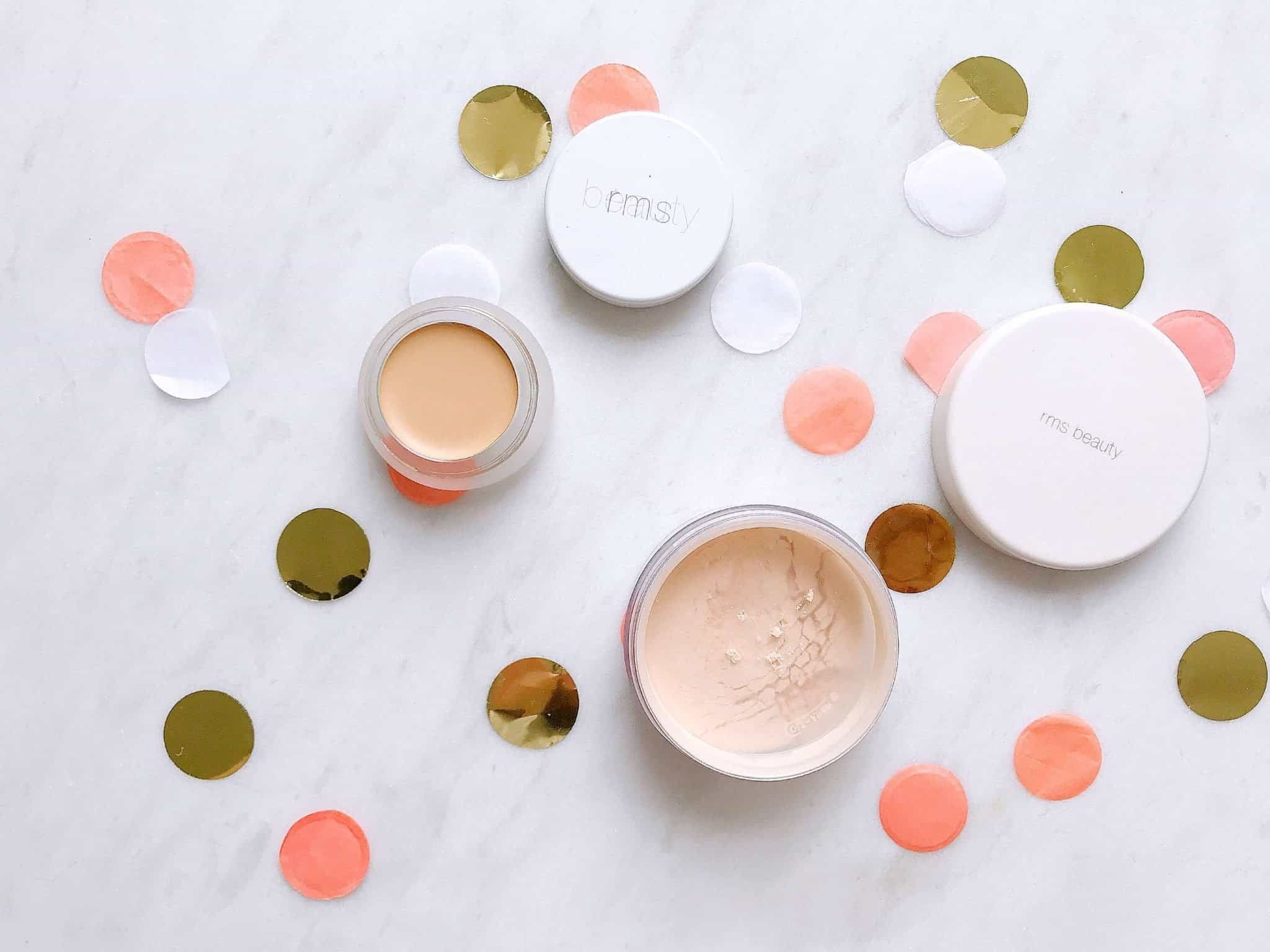 RMS Beauty 'Un' Cover-up Concealer and tinted 'Un' Powder Review