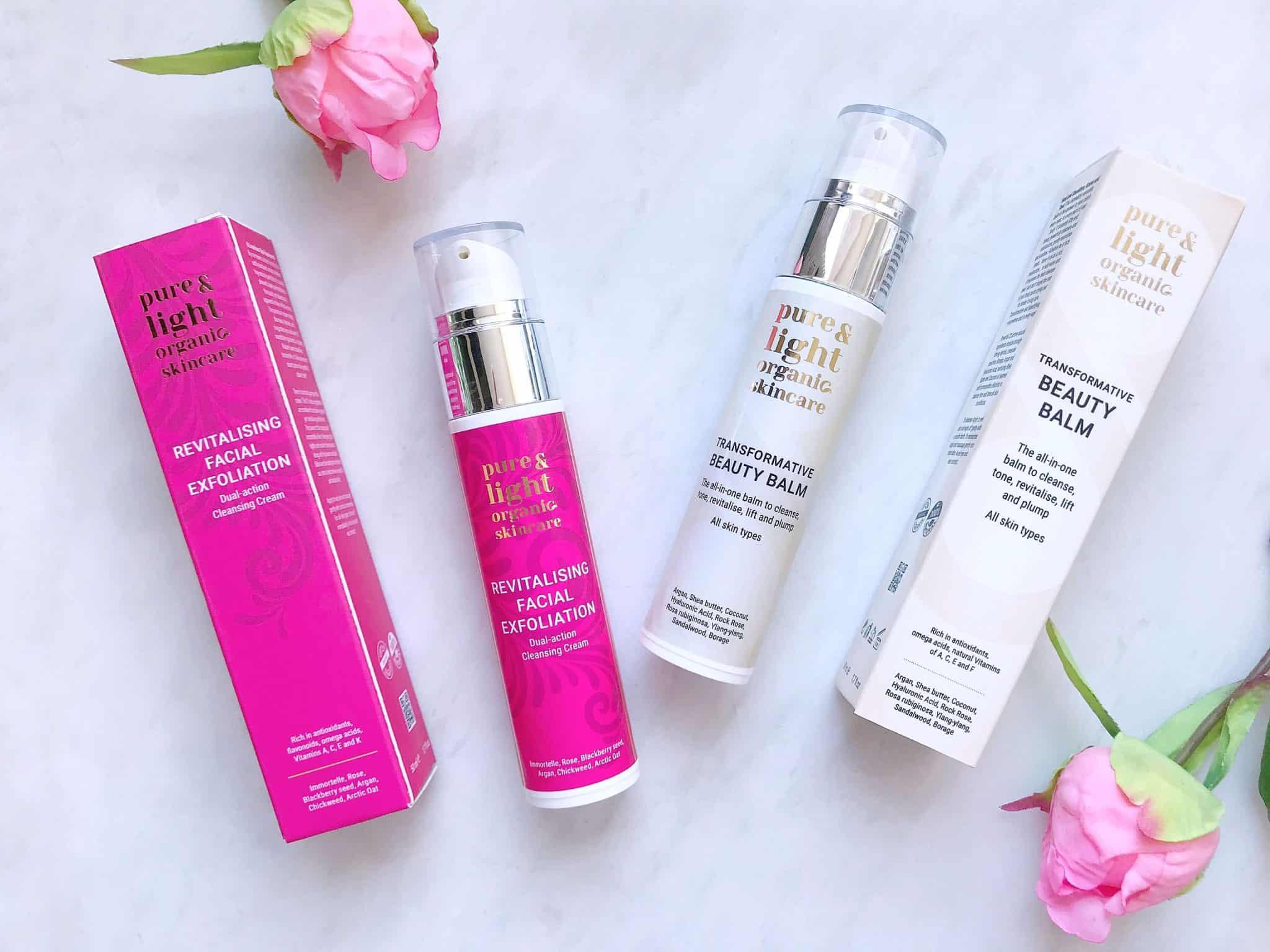 Pure & Light Organic Skincare Review