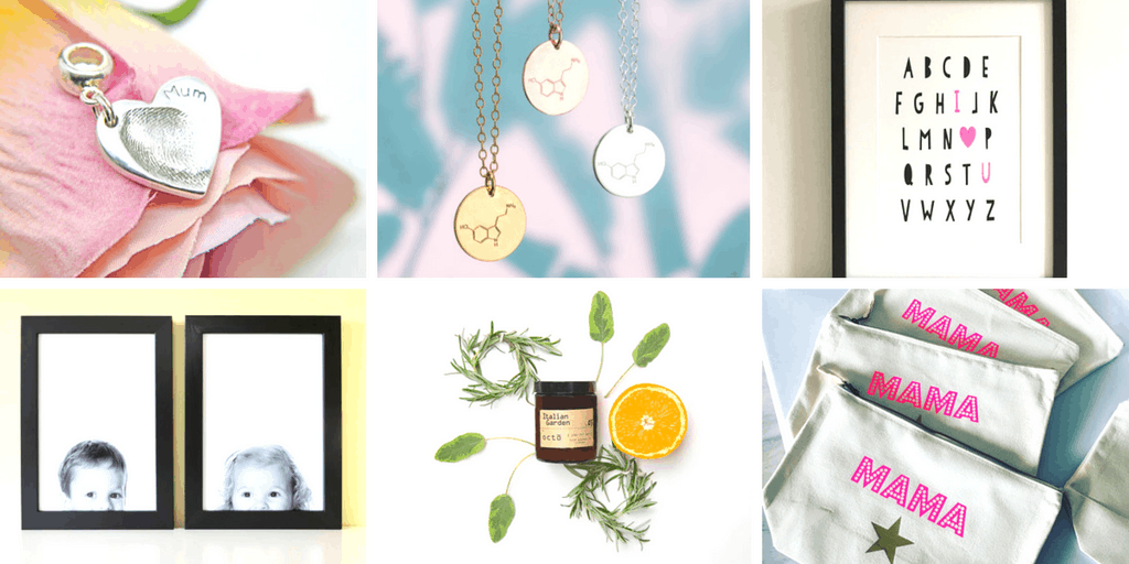 Unique Mother's Day Gift Ideas from Independent Makers