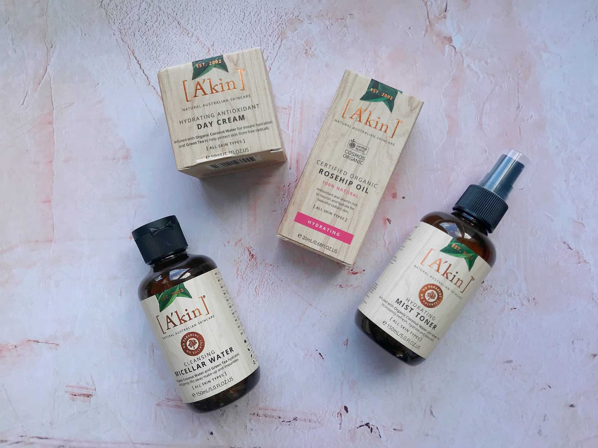 A'Kin Beauty Facial Care Review