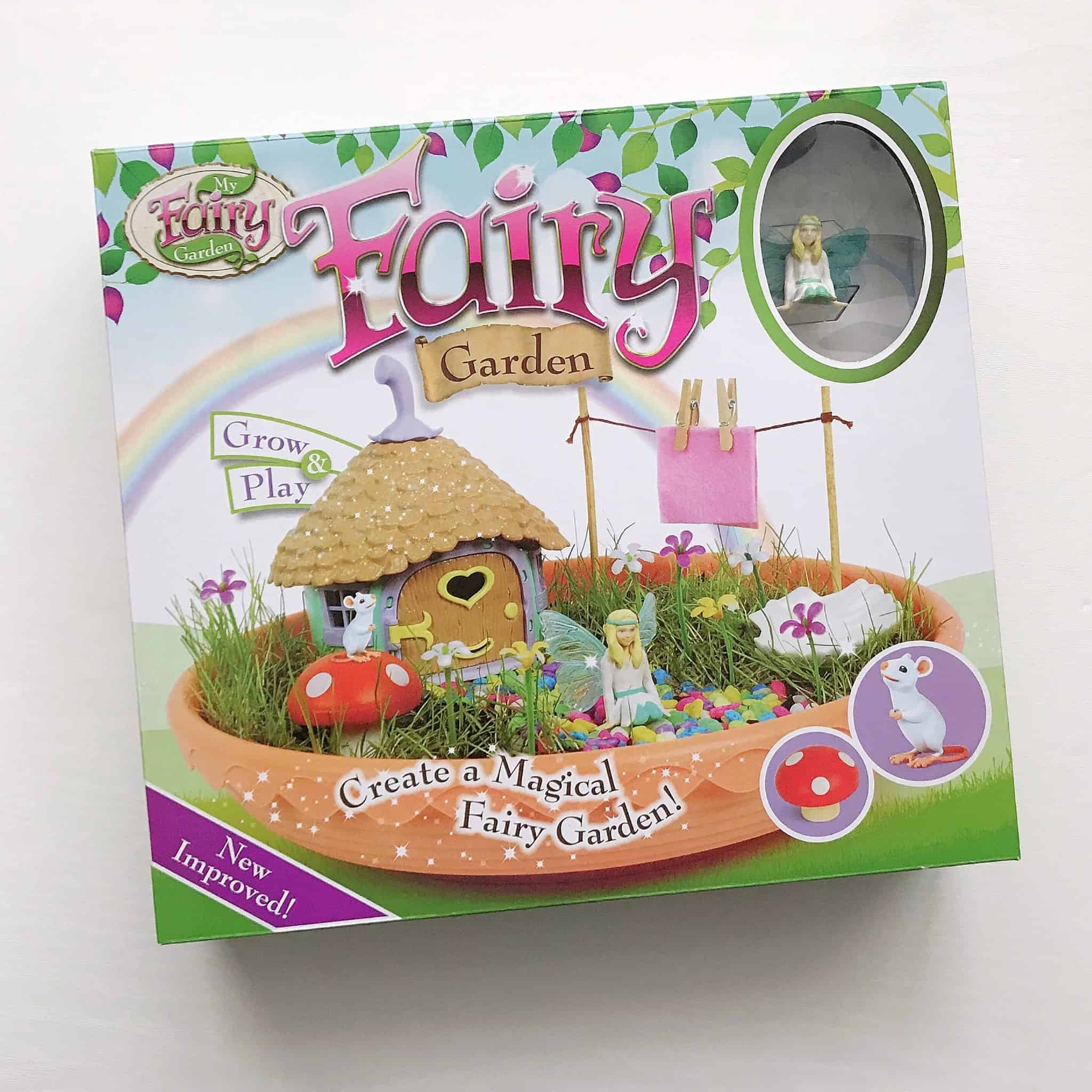My Fairy Garden Magical Fairy Garden Box