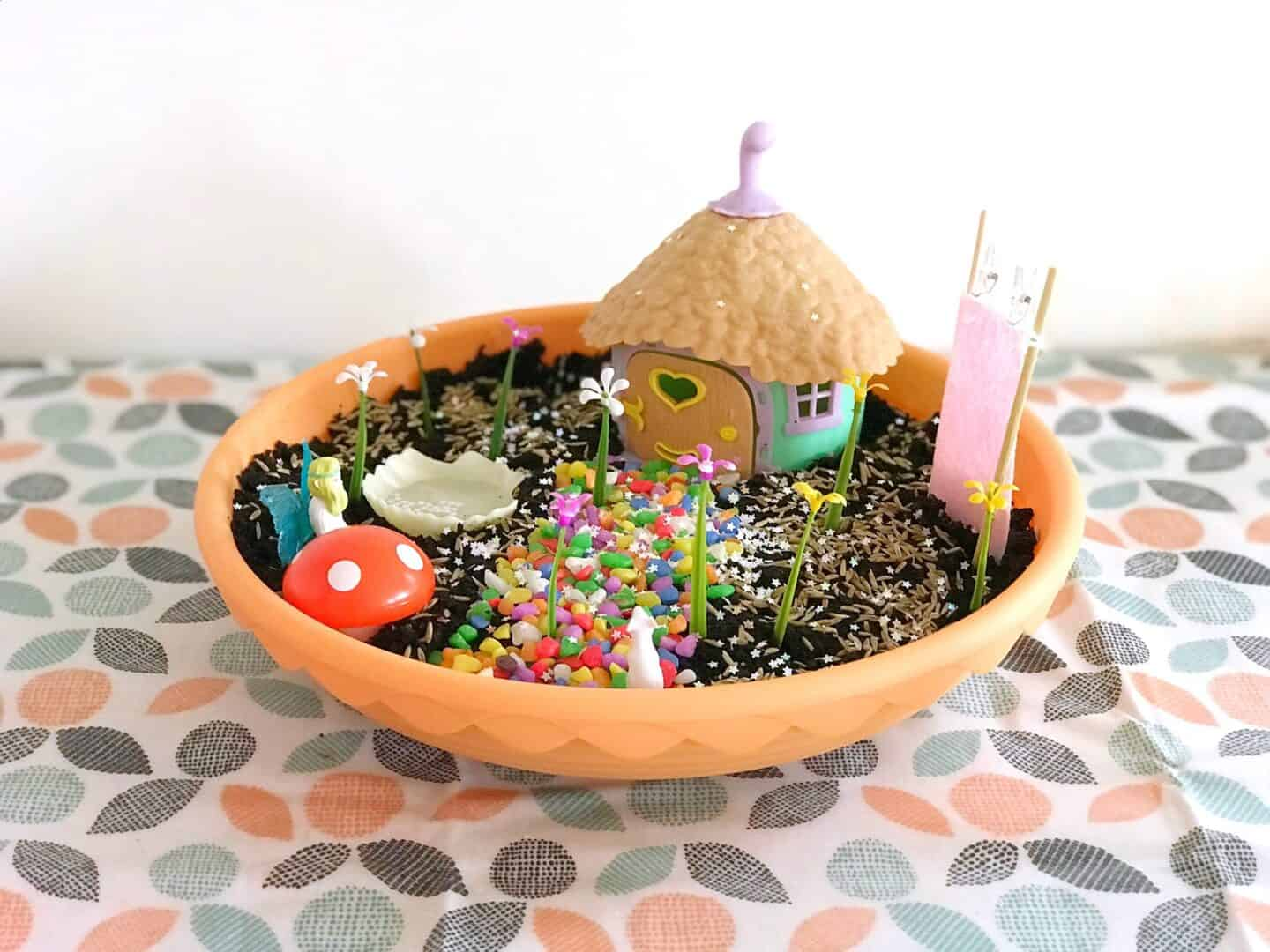 A Touch of Magic with My Fairy Garden