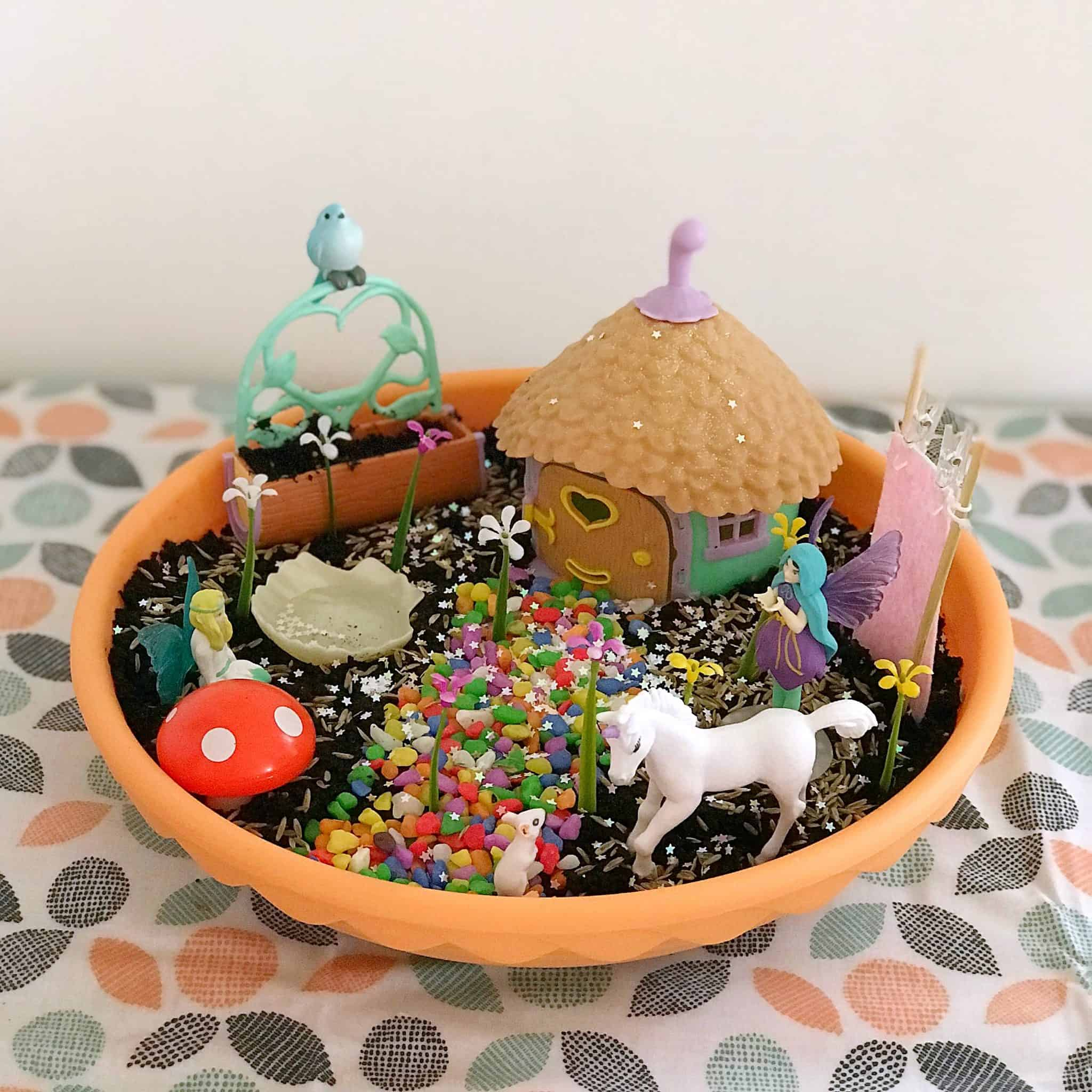 My Fairy Garden Magical Fairy Garden with Unicorn