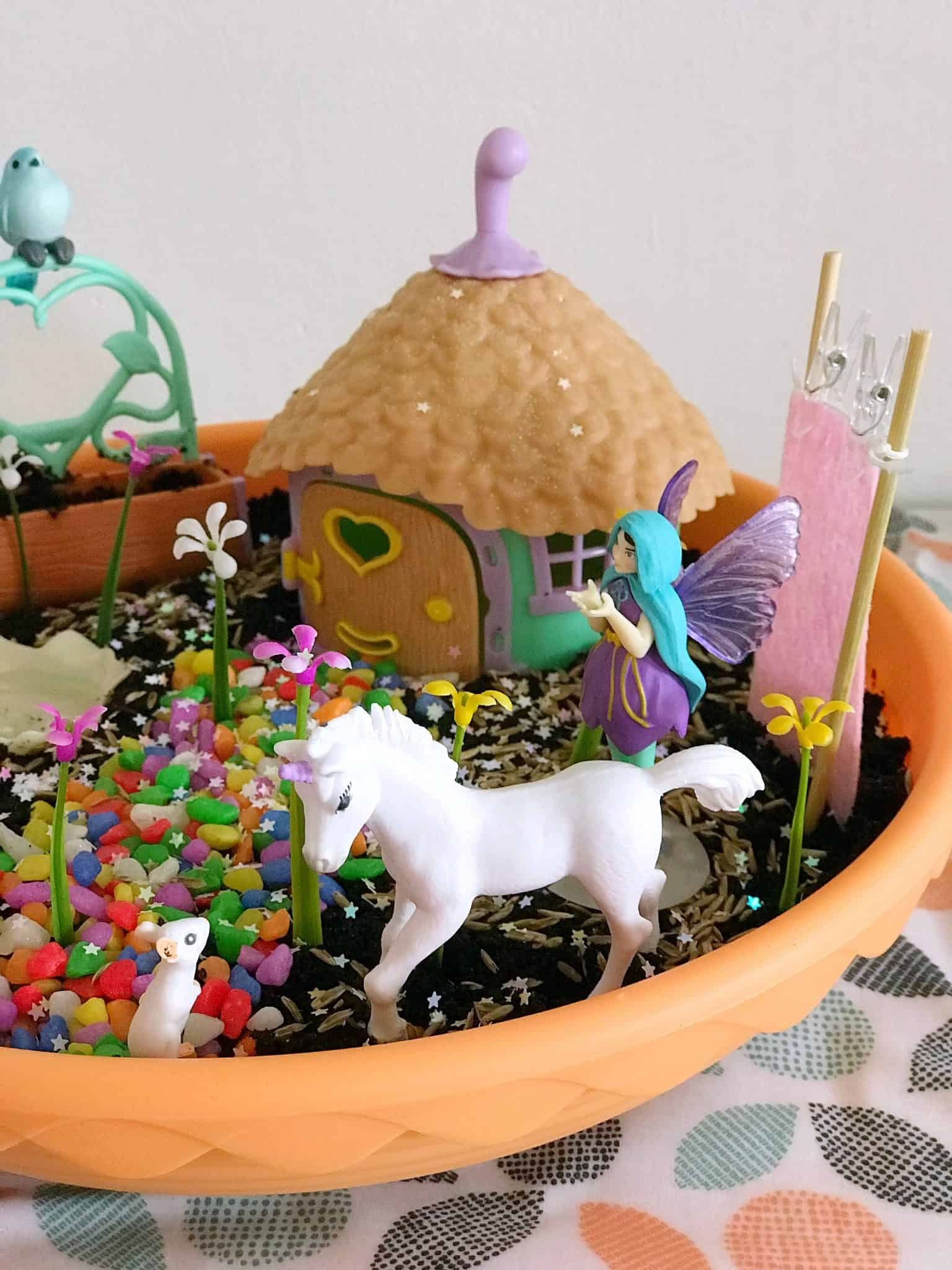 My Fairy Garden Unicorn