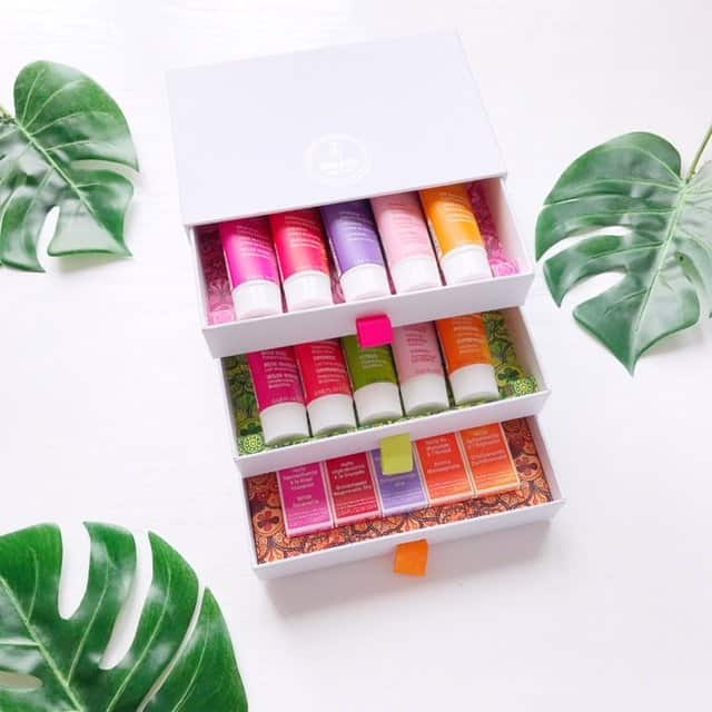 Weleda gift set full of treats to help you switch to cleaner beauty