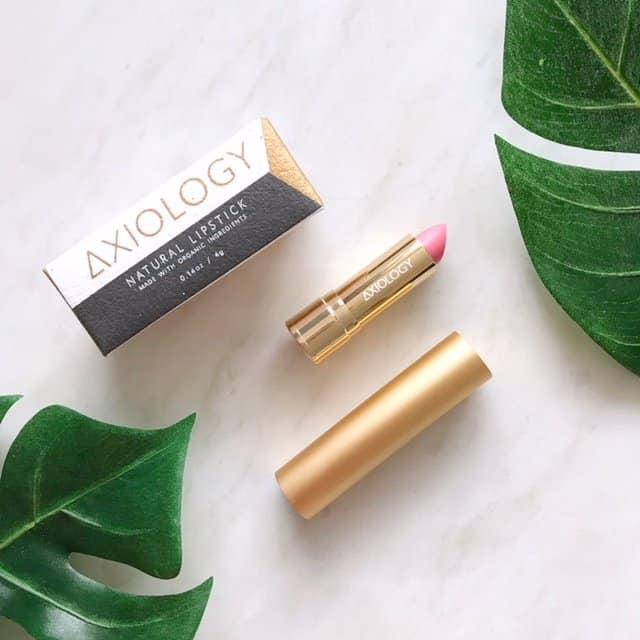Axiology Natural Organic Lipstick