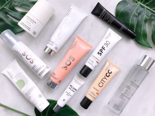 Madara Organic Skincare Collection