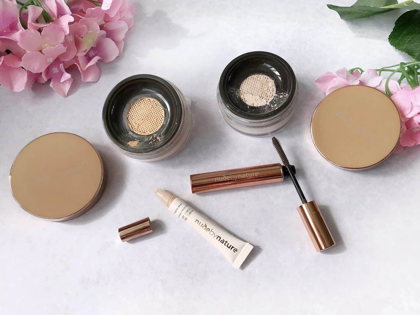 Natural Brand Focus: Nude by Nature Mineral Make-up