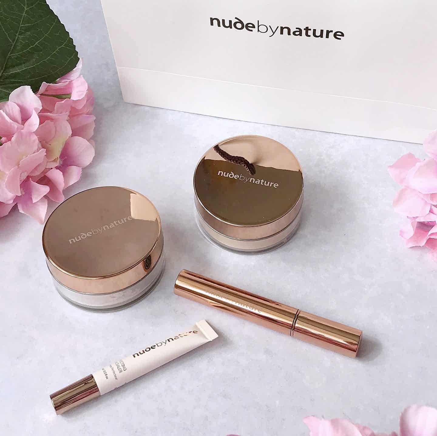 Nude by Nature Mineral Make-up Review