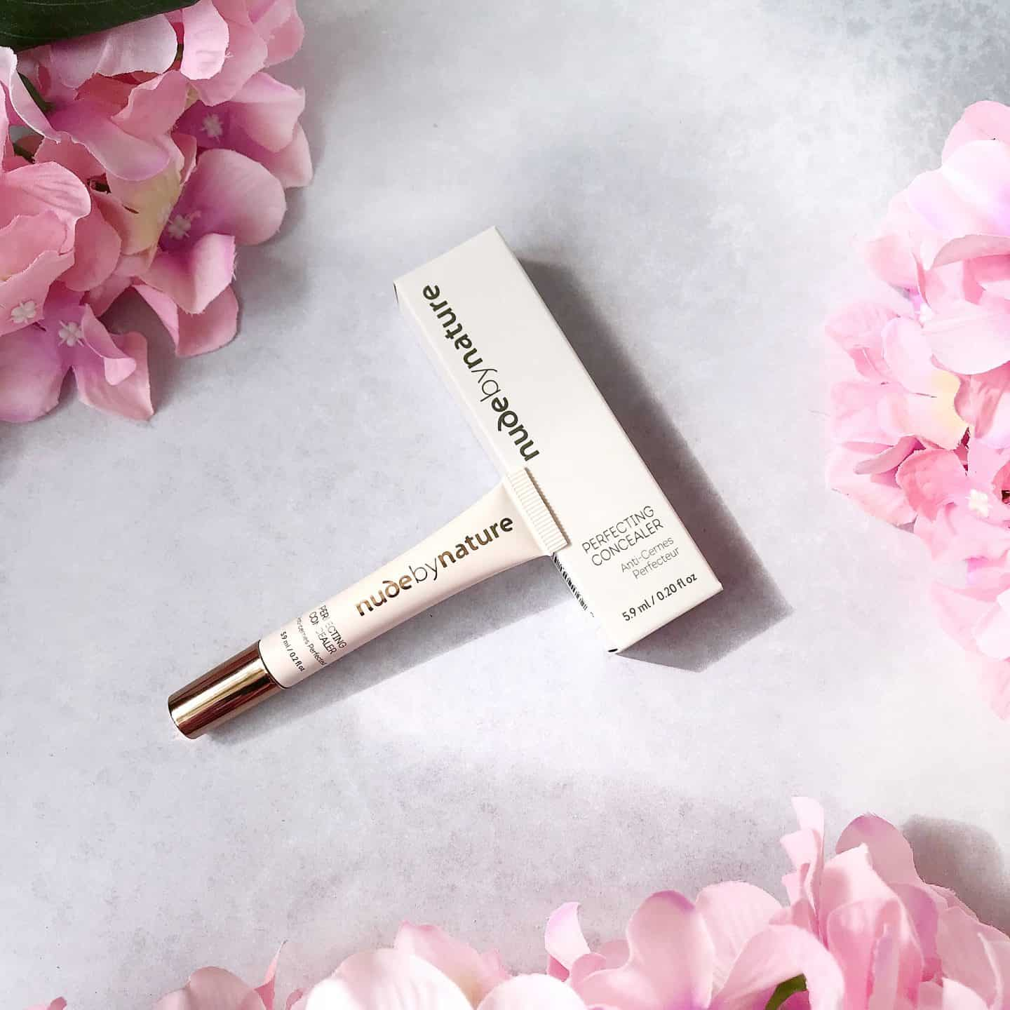 Nude by Nature Perfecting Concealer Review
