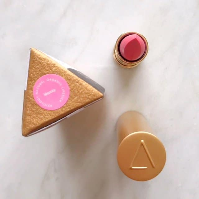 Review of Axiology Natural Organic Lipstick in Identity