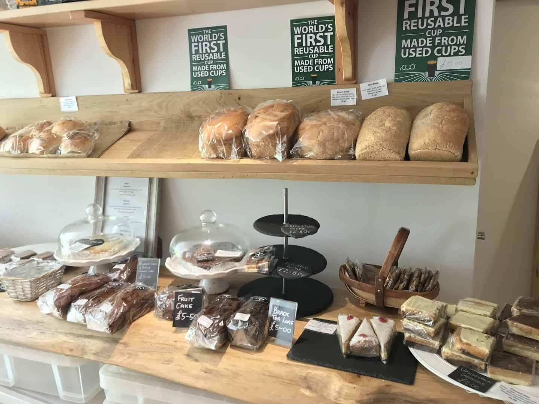 Bakery near Trevornick, Cornwall