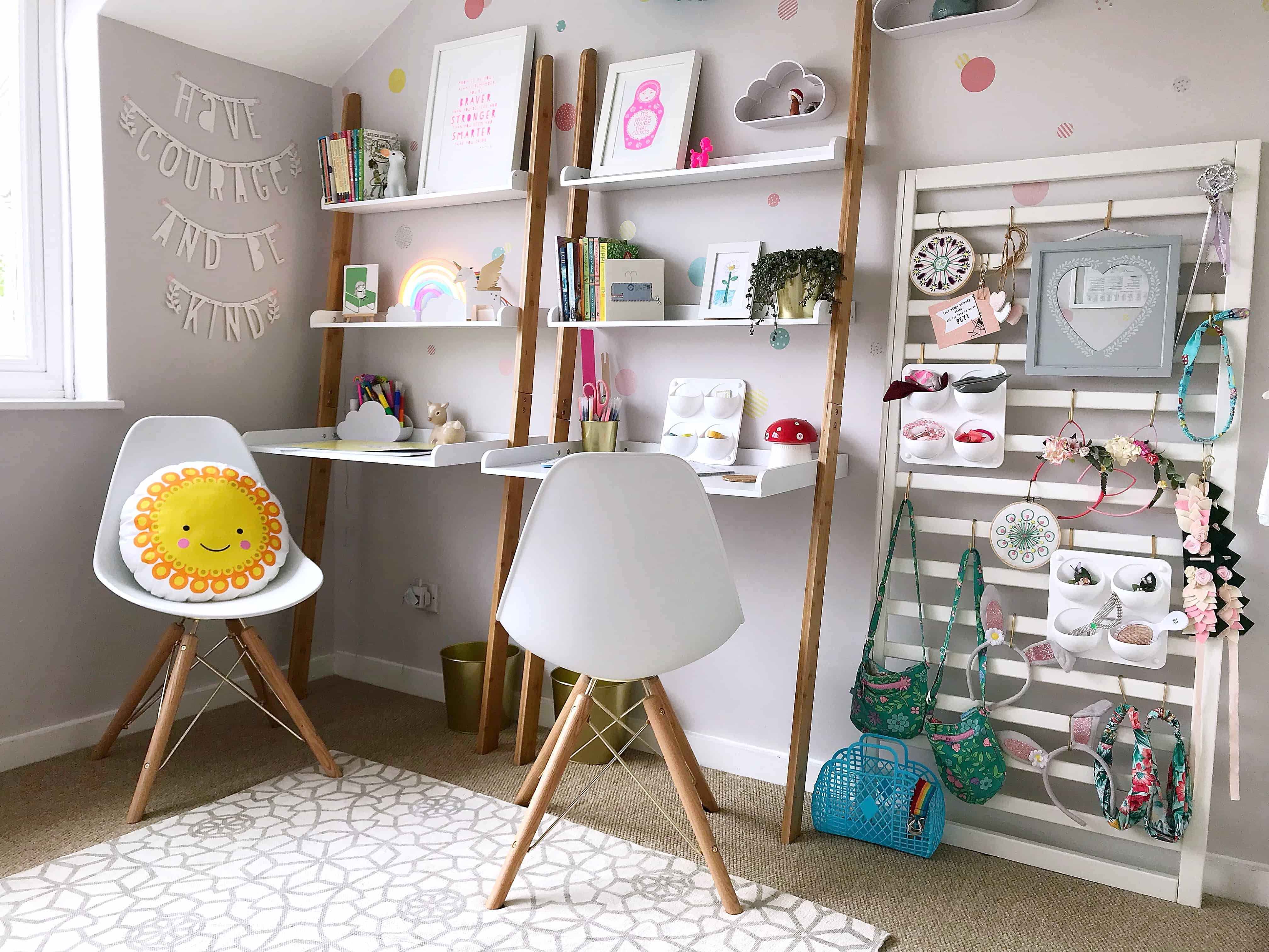 Child-friendly, space-saving desks to spark creativity with Futon Company