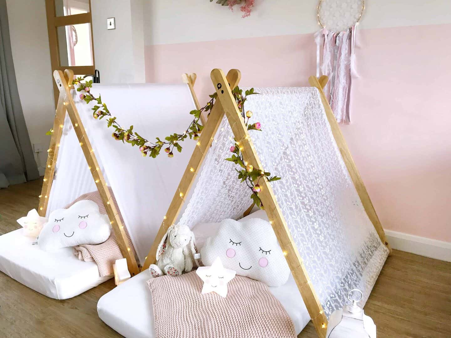 A Magical Sleepover with Teepee Parties