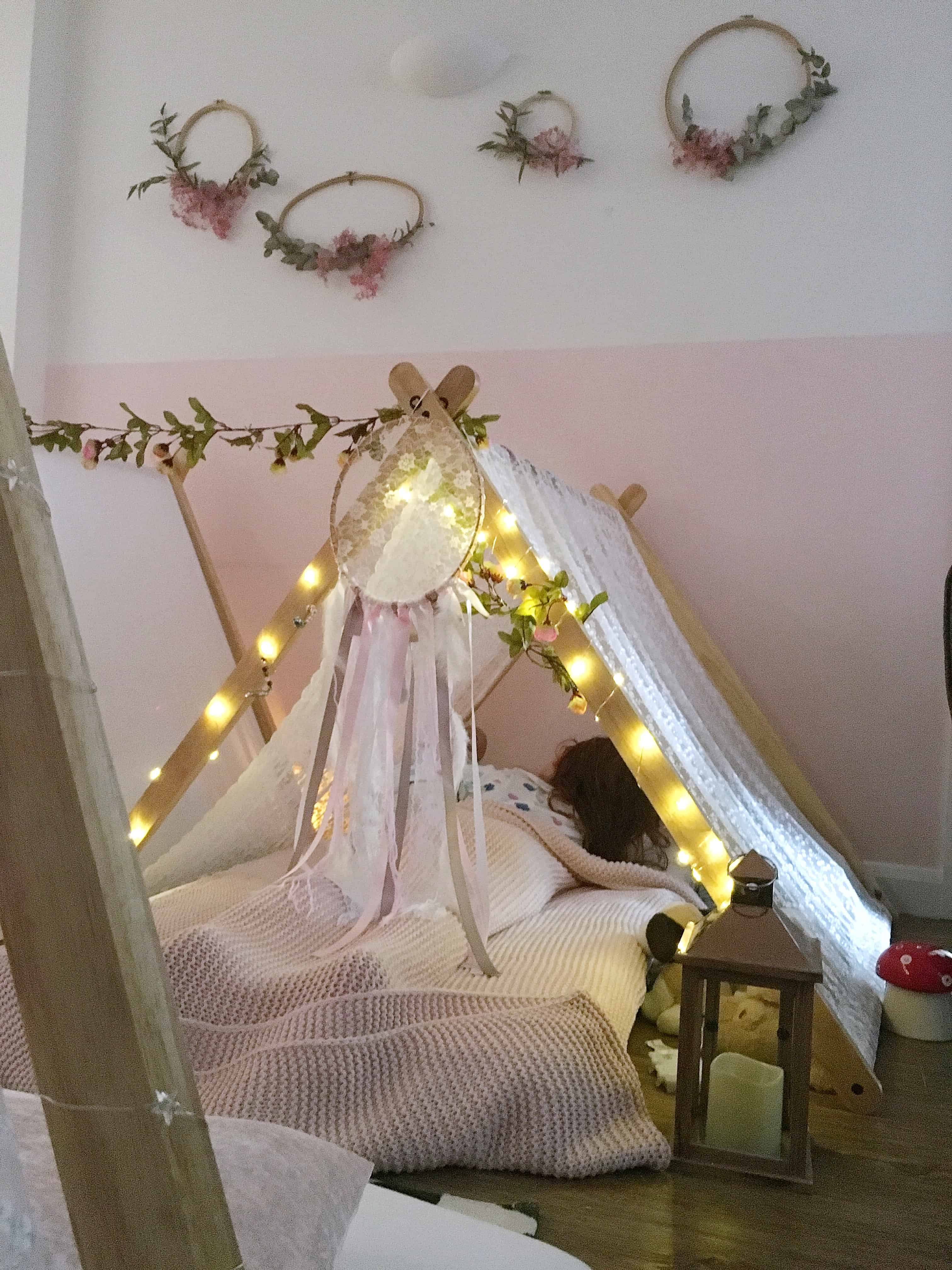 Magical Sleepover with Teepee Parties