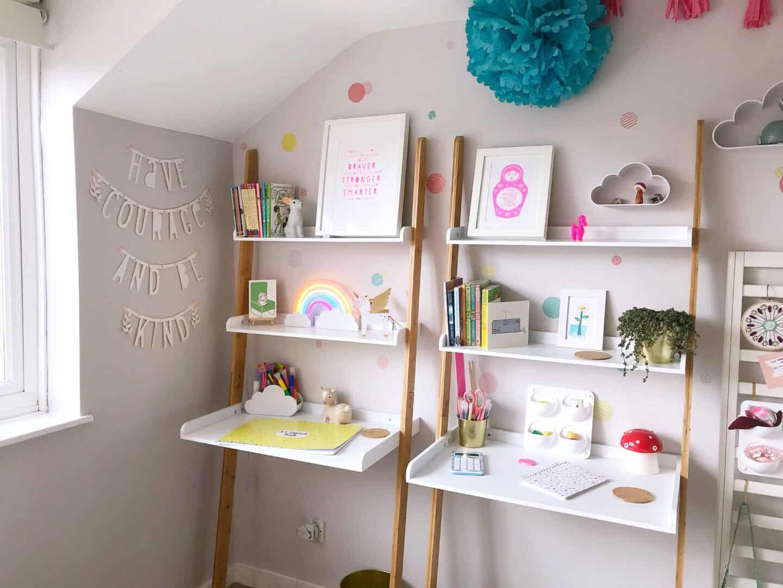 Child-Friendly, Space-Saving Desks to Spark Creativity