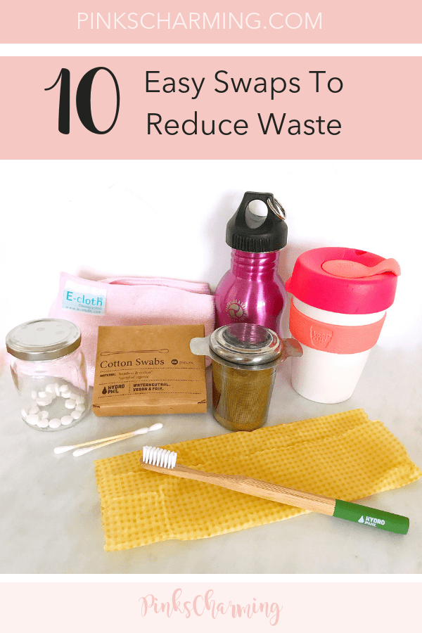 10 easy swaps you can make to reduce waste, without compromising on your lifestyle
