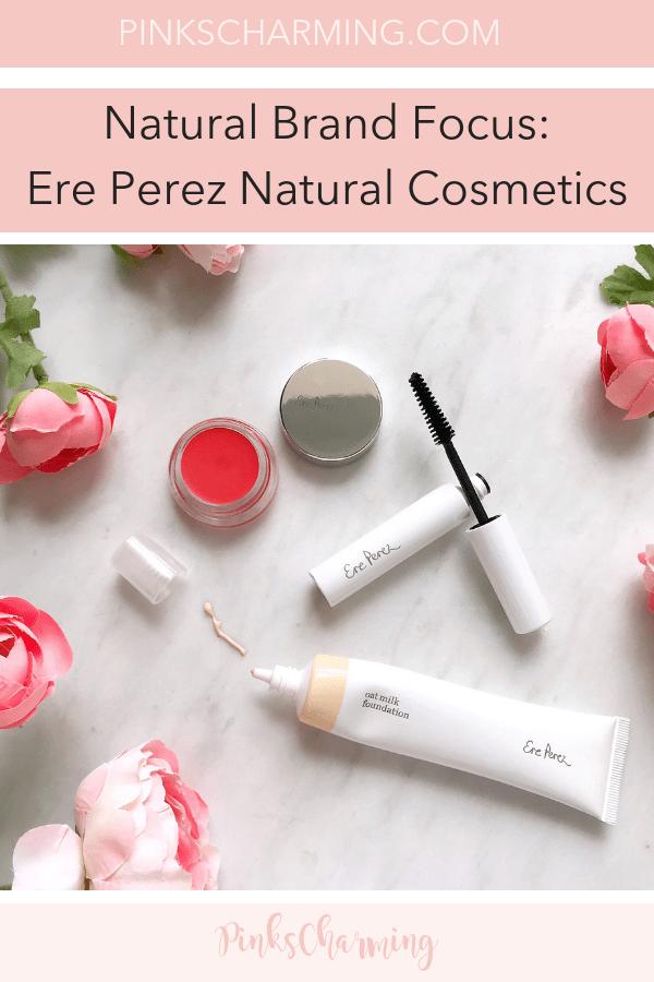 Natural Brand Focus: Ere Perez Natural Cosmetics