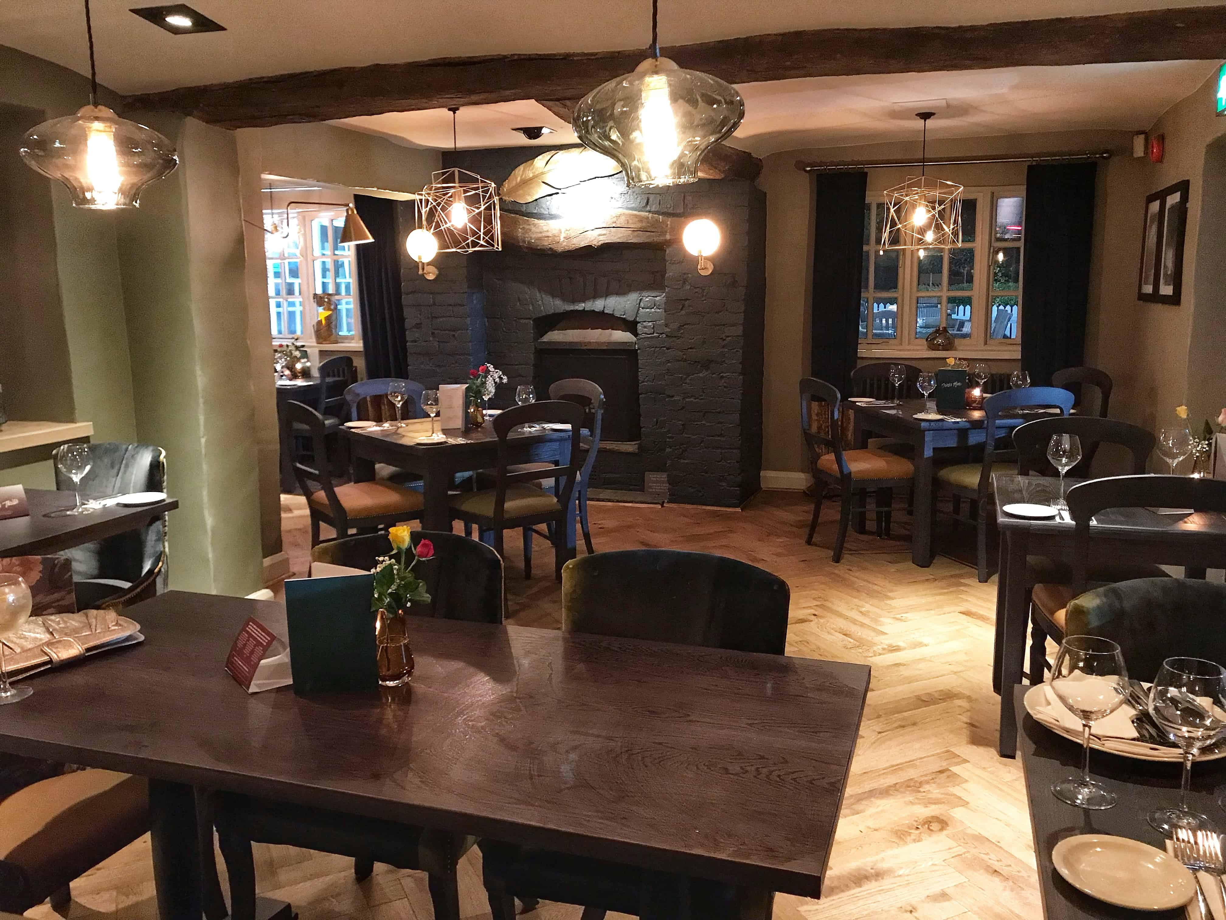 A Sneak Peek Inside the Refurbished Black Horse Pub and Restaurant