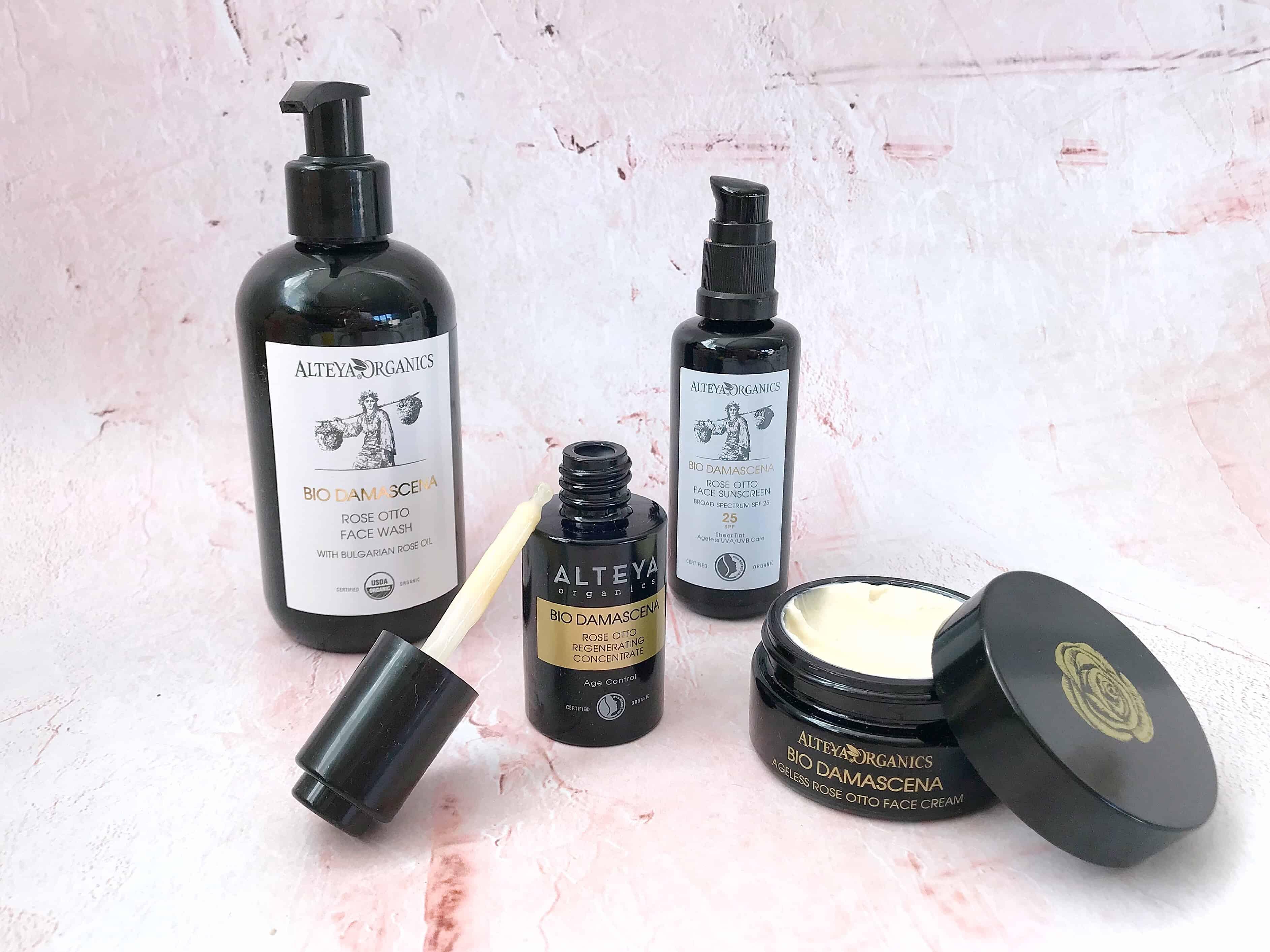 Alteya Organics Skin Care Review