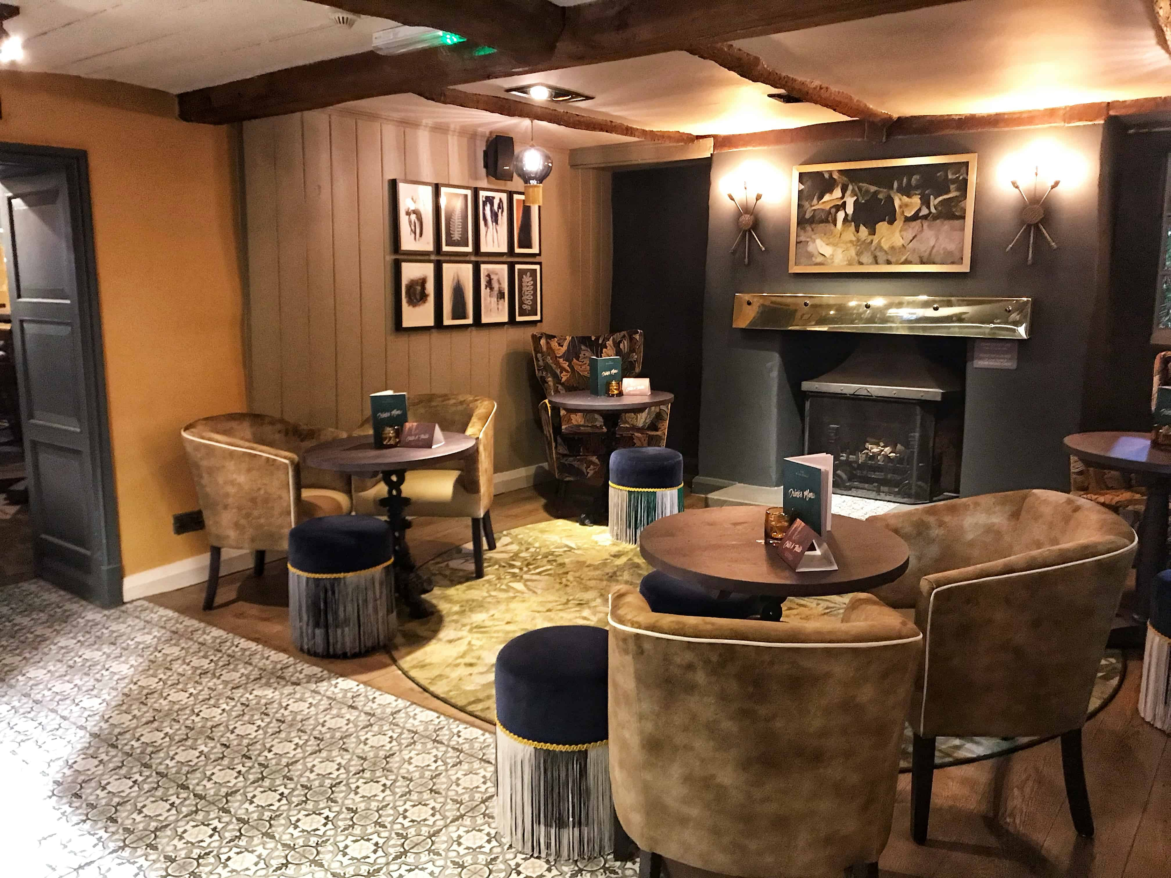 Peek Inside the Refurbished Black Horse Pub and Restaurant