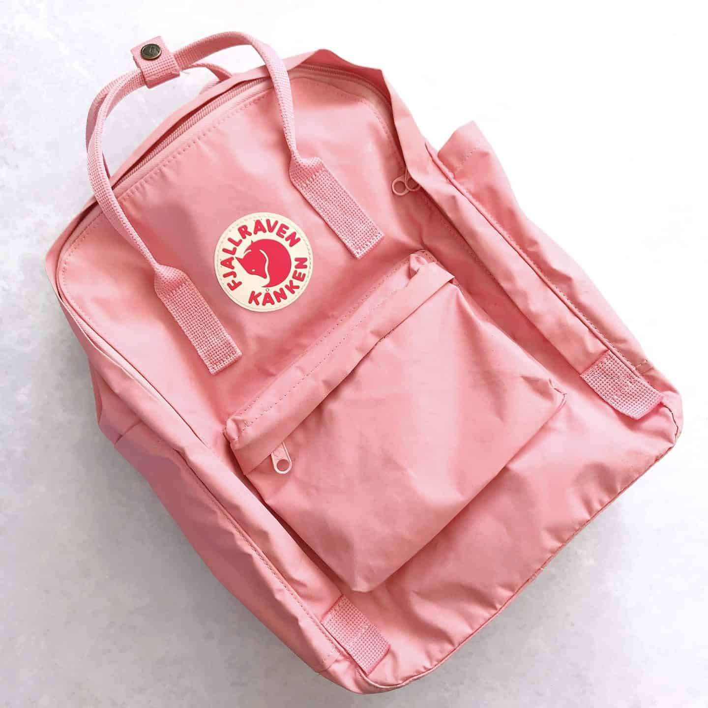 A Fjallraven backpack to Help You Travel Light