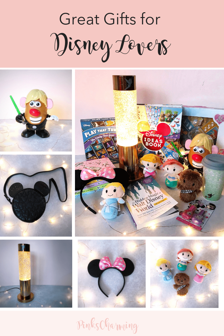 Great Gifts for Disney Lovers of all ages and tastes