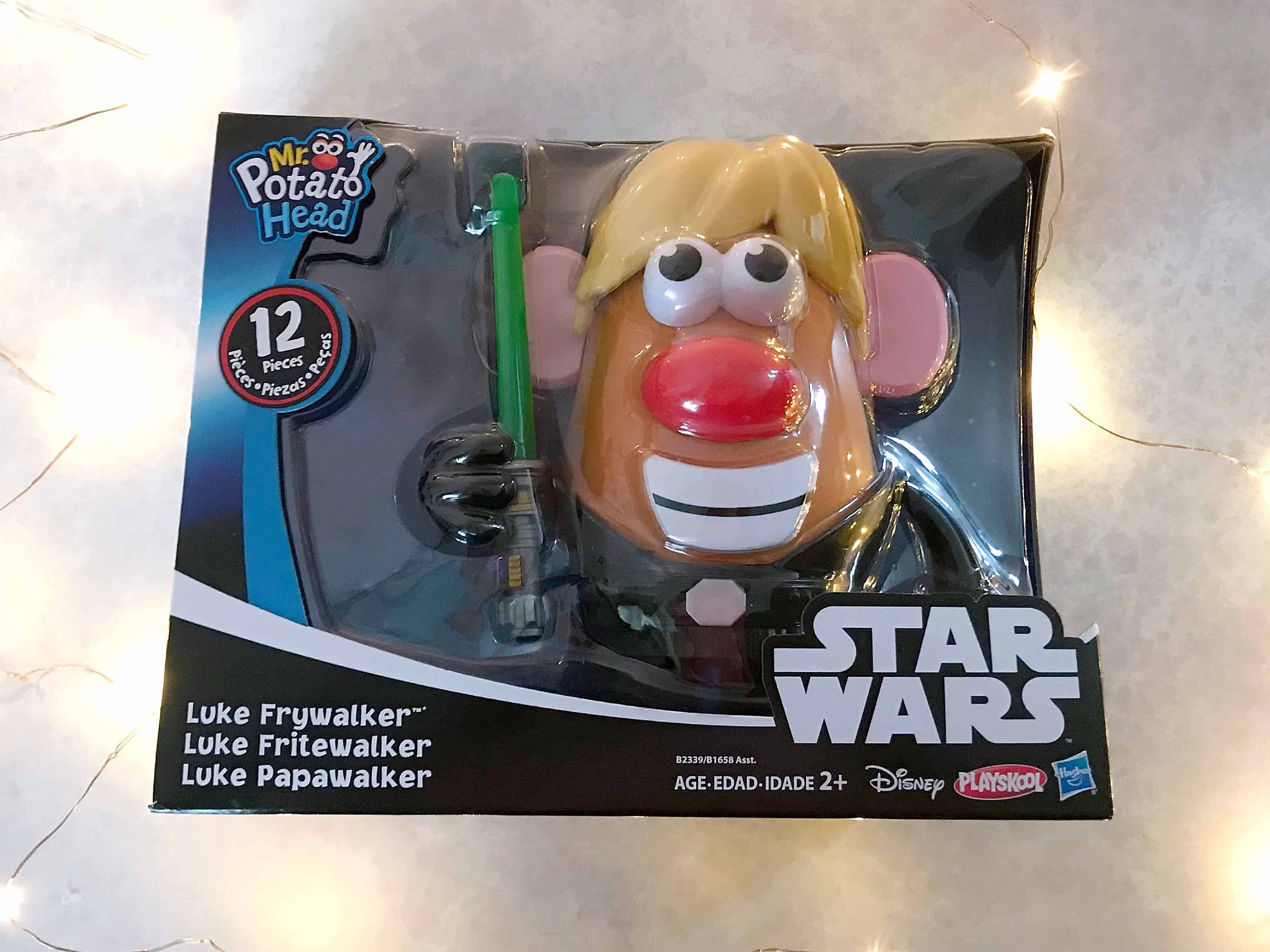 Star Wars Luke Frywalker Mr. Potato Head