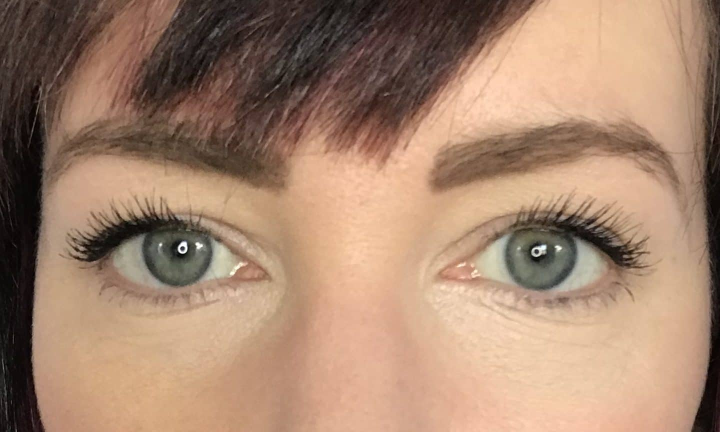 Hiro Mascara review: Wearing one coat of Hiro Mascara in Black