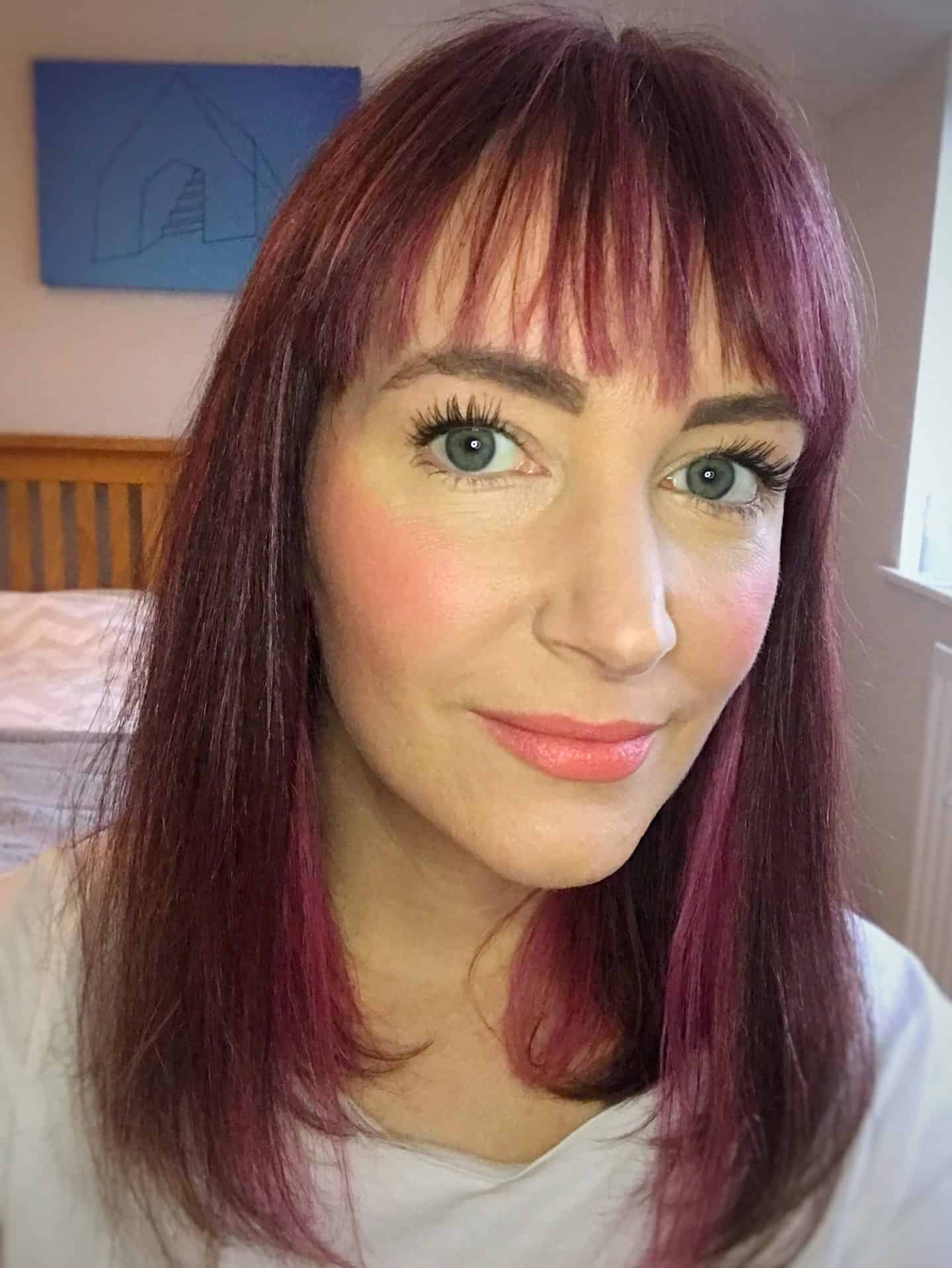 A natural day time look with RMS Beauty Signature Set in Mod
