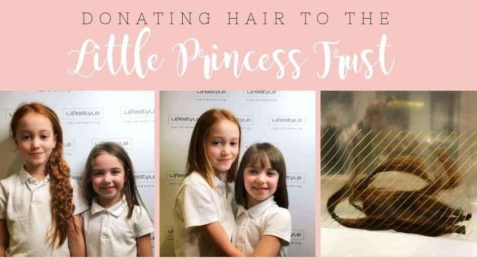 How To Donate Hair to The Little Princess Trust
