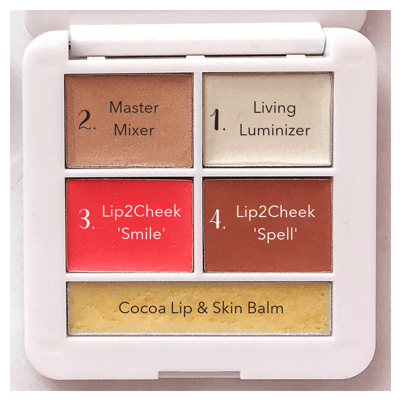 RMS Beauty Signature Set in 'Mod' shades