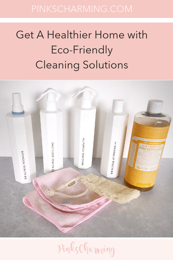 How to get a healthier home with eco-friendly cleaning solutions
