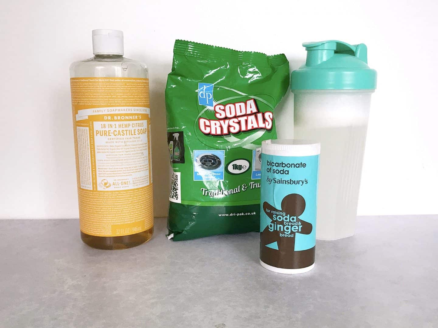 How To Make Eco-Friendly Homemade  Laundry Detergent