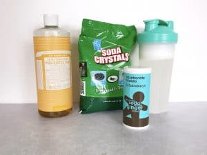 How to make eco-friendly homemade natural laundry detergent