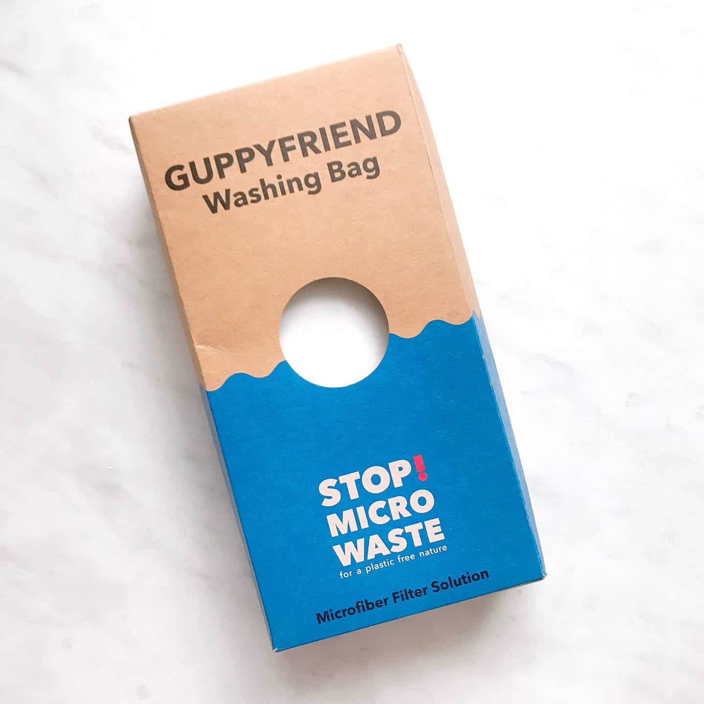 Make your washing more eco-friendly with the Guppy Friend bag