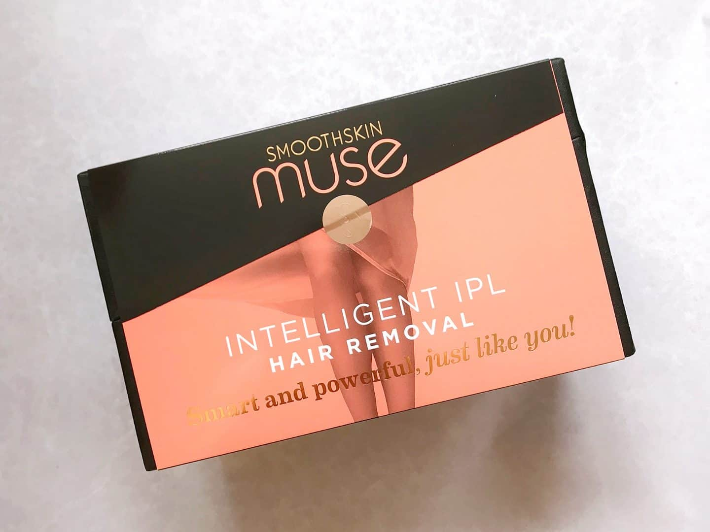 SmoothSkin Muse IPL Hair Remover