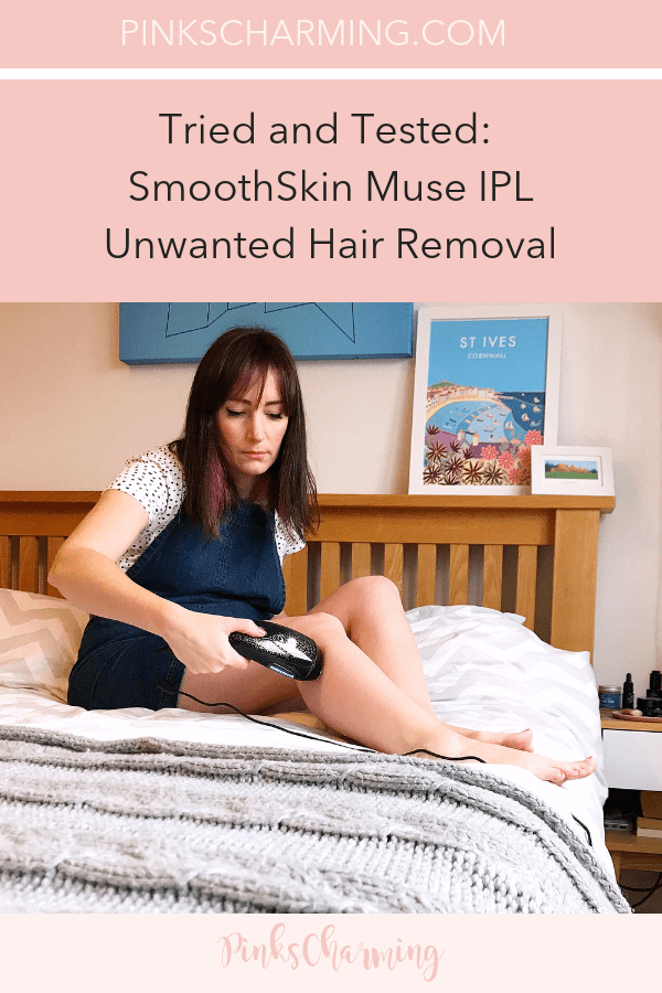 SmoothSkin Muse Review: the game-changing way to get rid of unwanted hair