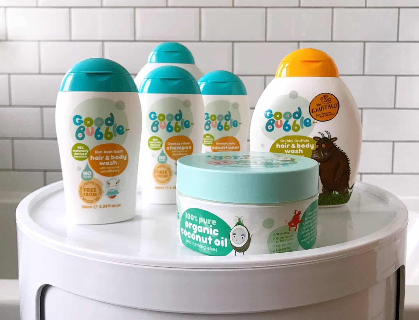 Good Bubble Kids Clean Skincare & Haircare Review