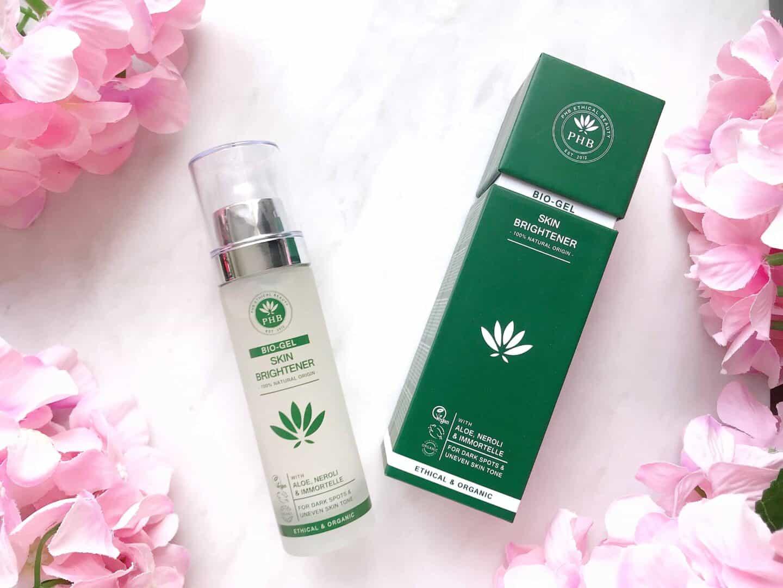 PHB Ethical Beauty Bio-Gel Skin Brightener Review