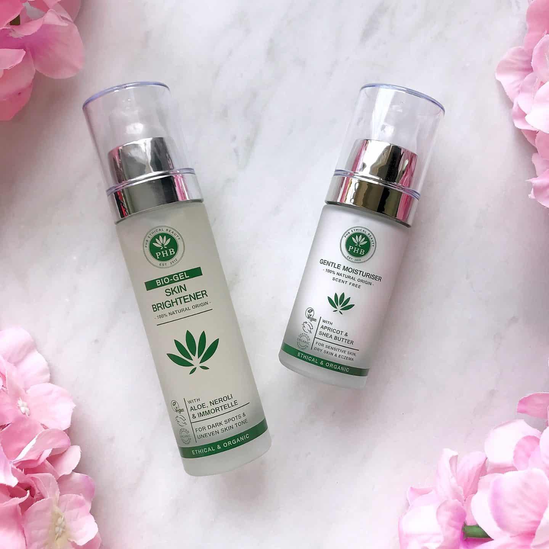 PHB Ethical Beauty Bio-Gel Skin Brightener and Gentle Moisturiser