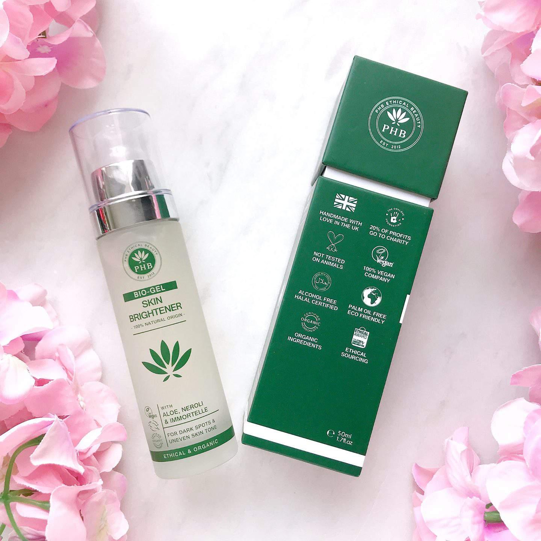 Review: PHB Ethical Beauty Bio-Gel Skin Brightener